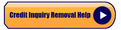 fast credit removal inquiry help